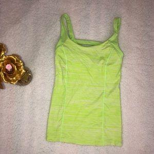 Victoria's Secret Green Tank Top XS